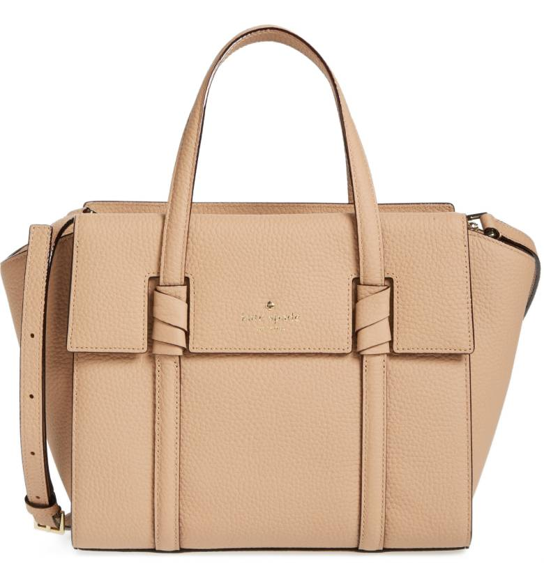 Small Abigail Satchel  by Kate Spade $348
