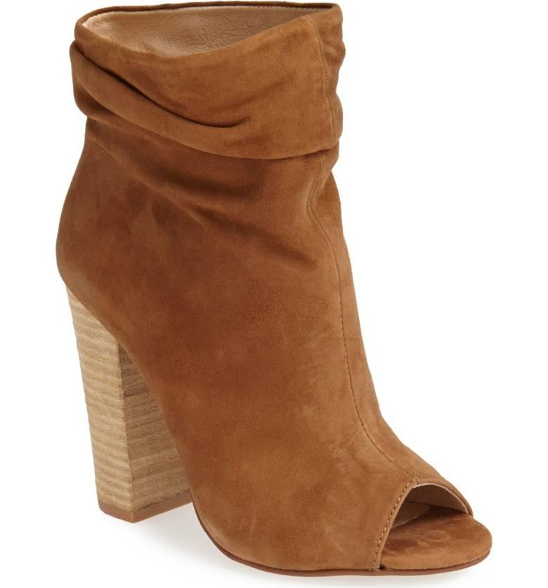 Laurel Peep Toe Bootie  By Kristin Cavallari $149.95