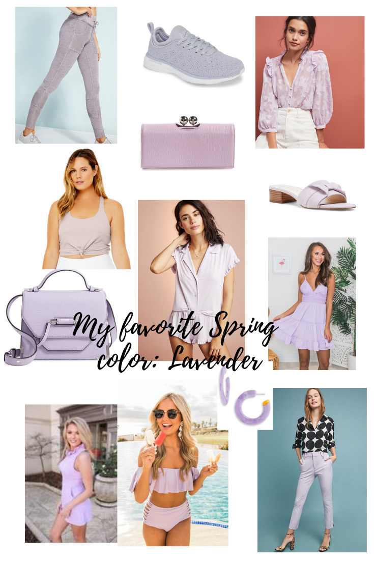My favorite color for Spring_ Lavender