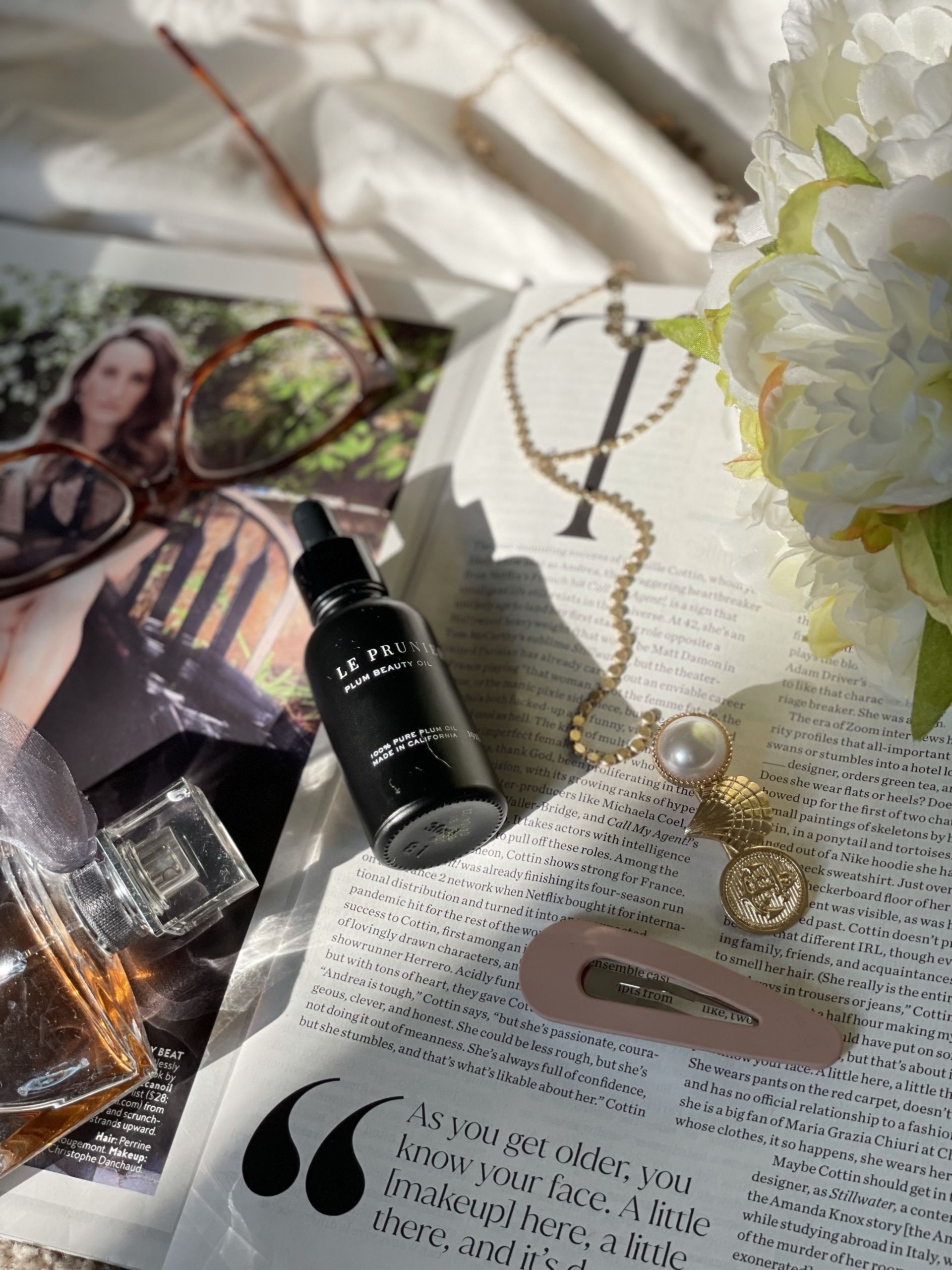 Wednesday In Review: Le Prunier Oil